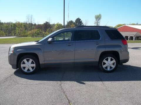 2011 GMC Terrain for sale at Rt. 44 Auto Sales in Chardon OH