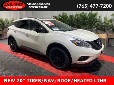 2018 Nissan Murano for sale at Auto Express in Lafayette IN