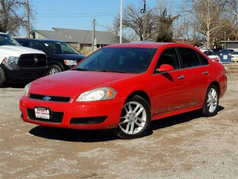 2013 Chevrolet Impala for sale at Bryans Car Corner in Chickasha OK