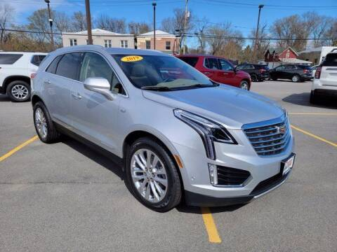 2019 Cadillac XT5 for sale at Frenchie's Chevrolet and Selects in Massena NY