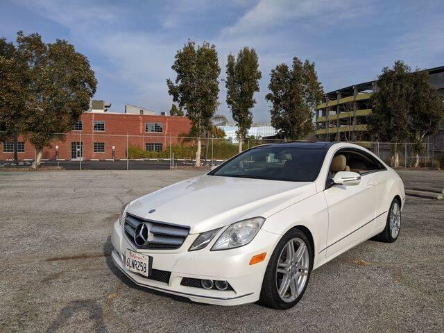 2010 Mercedes-Benz E-Class for sale at Venice Motors in Santa Monica CA