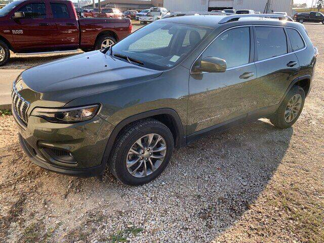 2019 Jeep Cherokee for sale at CROWN  DODGE CHRYSLER JEEP RAM FIAT in Pascagoula MS