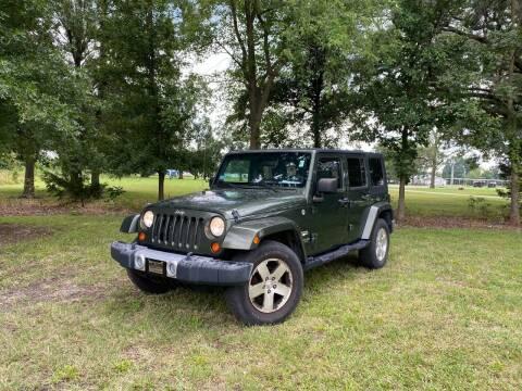 2008 Jeep Wrangler Unlimited for sale at Walker Automotive in Frontenac KS