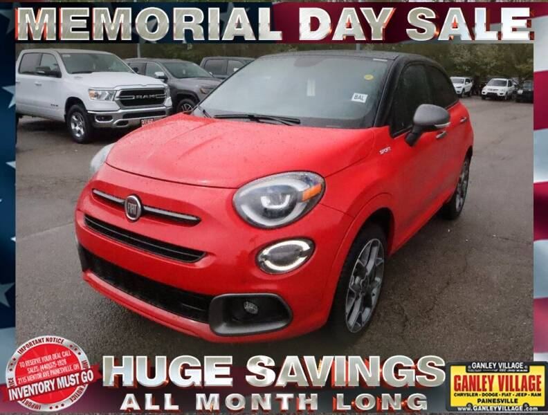 2021 FIAT 500X for sale in Painesville, OH
