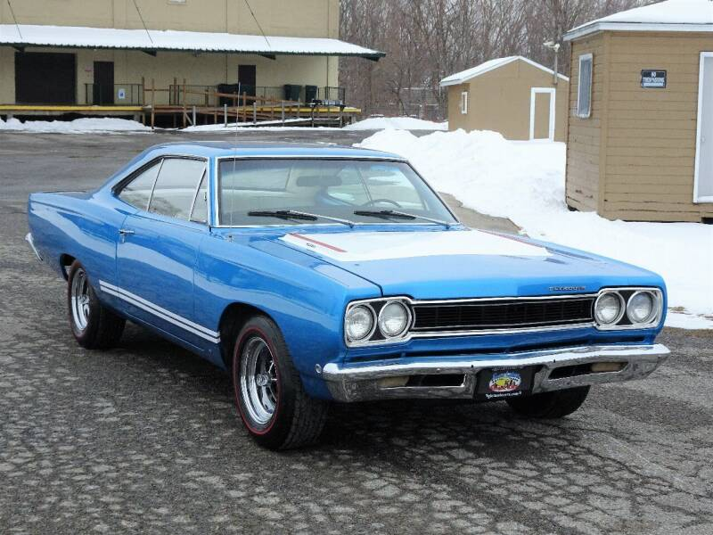 1968 Plymouth Satellite for sale at Great Lakes Classic Cars & Detail Shop in Hilton NY
