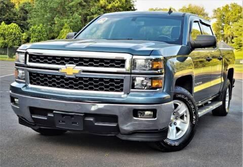 2014 Chevrolet Silverado 1500 for sale at Speedy Automotive in Philadelphia PA