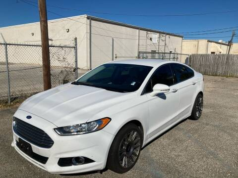 2016 Ford Fusion for sale at Autofinders in Gulfport MS