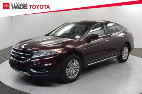 2013 Honda Crosstour for sale at Stephen Wade Pre-Owned Supercenter in Saint George UT