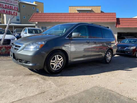 2007 Honda Odyssey for sale at ELITE MOTOR CARS OF MIAMI in Miami FL