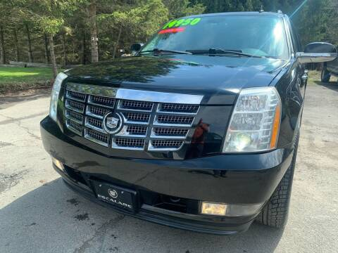 2009 Cadillac Escalade EXT for sale at SMS Motorsports LLC in Cortland NY
