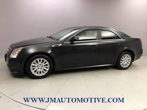 2012 Cadillac CTS for sale at J & M Automotive in Naugatuck CT