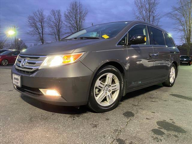 2013 Honda Odyssey for sale at iDeal Auto in Raleigh NC