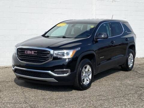 2019 GMC Acadia for sale at TEAM ONE CHEVROLET BUICK GMC in Charlotte MI