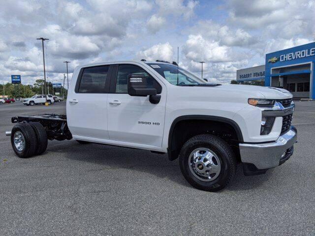 2022 Chevrolet Silverado 3500HD CC for sale in Douglas, GA