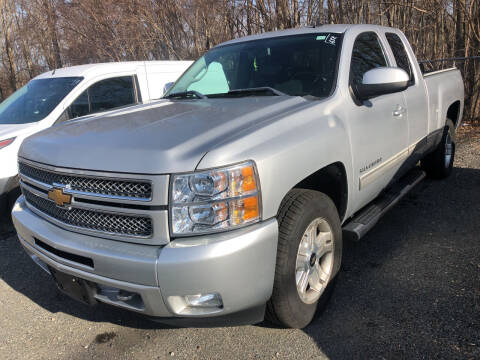 2012 Chevrolet Silverado 1500 for sale at AUTO OUTLET in Taunton MA