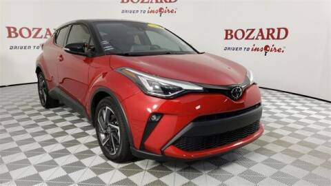 2020 Toyota C-HR for sale at BOZARD FORD in Saint Augustine FL