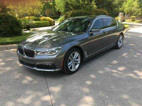 2018 BMW 7 Series for sale at Motorcars Group Management - Bud Johnson Motor Co in San Antonio TX