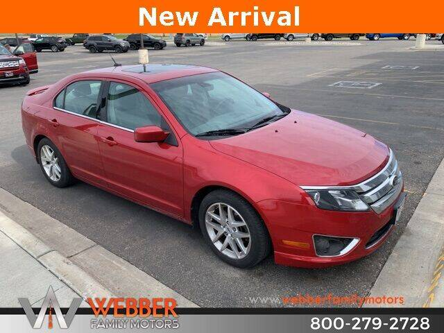 2012 Ford Fusion for sale in Detroit Lakes, MN