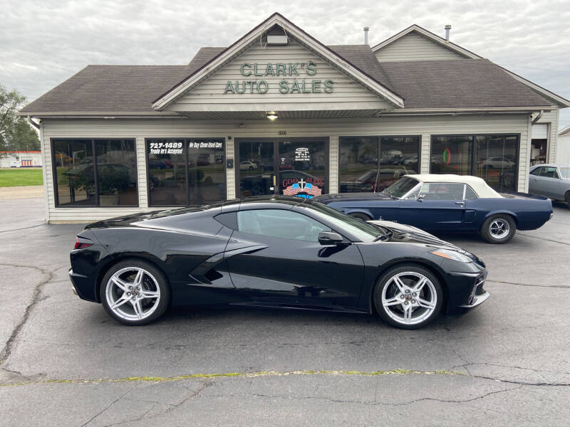 2022 Chevrolet Corvette for sale at Clarks Auto Sales in Middletown OH