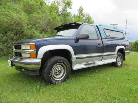 1995 Chevrolet C/K 2500 Series for sale at The Car Lot in New Prague MN
