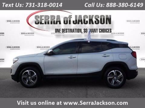 2020 GMC Terrain for sale at Serra Of Jackson in Jackson TN