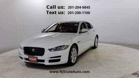 2017 Jaguar XE for sale at NJ State Auto Used Cars in Jersey City NJ