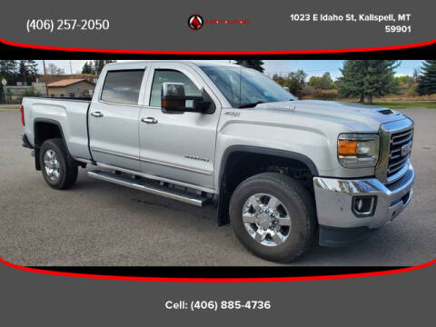 2017 GMC Sierra 3500HD for sale at Auto Solutions in Kalispell MT