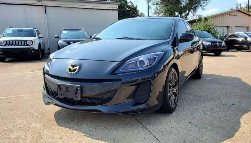 2013 Mazda MAZDA3 for sale at International Auto Sales in Garland TX