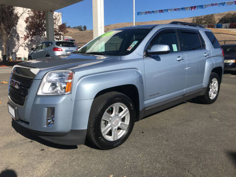2014 GMC Terrain for sale at Autos Wholesale in Hayward CA