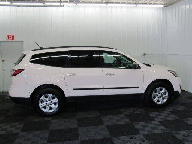 2014 Chevrolet Traverse for sale at Michigan Credit Kings in South Haven MI