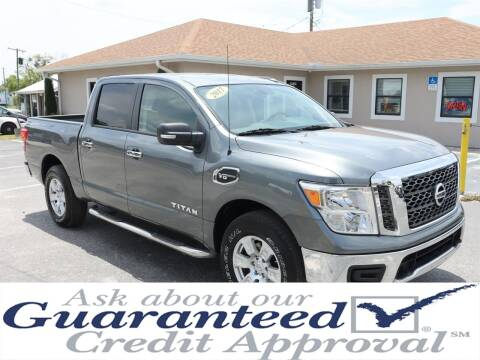 2017 Nissan Titan for sale at Universal Auto Sales in Plant City FL