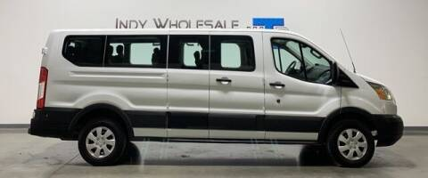 2016 Ford Transit Passenger for sale at Indy Wholesale Direct in Carmel IN