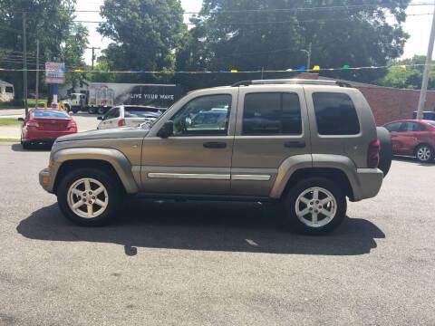 2007 Jeep Liberty for sale at Diamond Auto Sales in Lexington NC