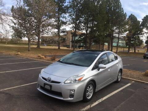 2011 Toyota Prius for sale at QUEST MOTORS in Englewood CO