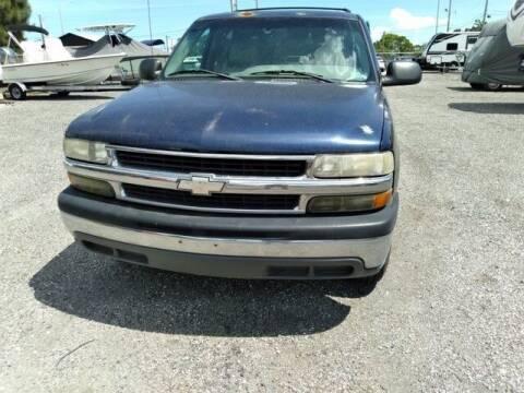 2001 Chevrolet Suburban for sale at Car Spot Of Central Florida in Melbourne FL