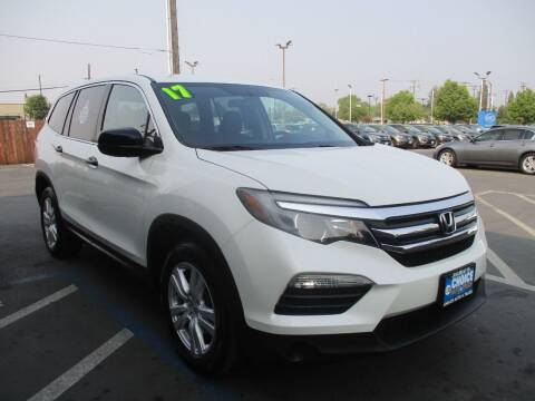 2017 Honda Pilot for sale at Choice Auto & Truck in Sacramento CA