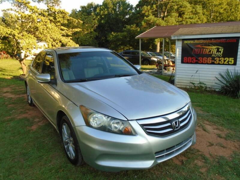 2011 Honda Accord for sale at Hot Deals Auto LLC in Rock Hill SC