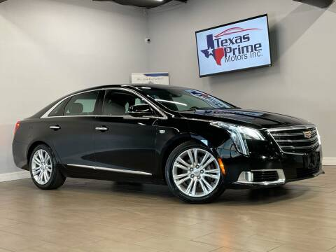 2018 Cadillac XTS for sale at TX Auto Group in Houston TX