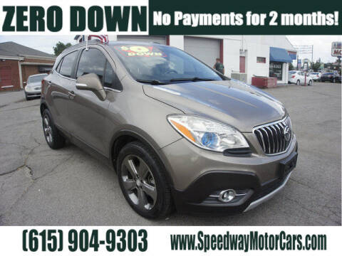 2014 Buick Encore for sale at Speedway Motors in Murfreesboro TN