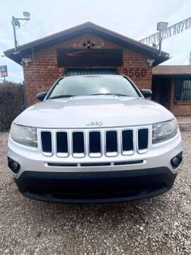 2014 Jeep Compass for sale at Auto Click in Tucson AZ