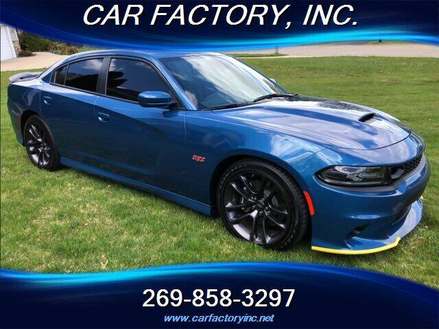 2020 Dodge Charger for sale at Car Factory Inc. in Three Rivers MI