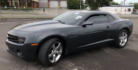 2012 Chevrolet Camaro for sale at Diana Rico LLC in Dalton GA
