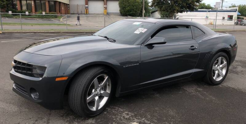 2012 Chevrolet Camaro for sale at Diana Rico LLC in Dalton GA