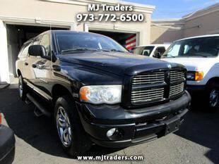 2004 Dodge Ram Pickup 1500 for sale at M J Traders Ltd. in Garfield NJ