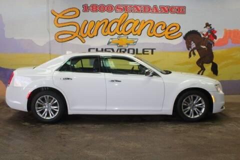 2016 Chrysler 300 for sale at Sundance Chevrolet in Grand Ledge MI