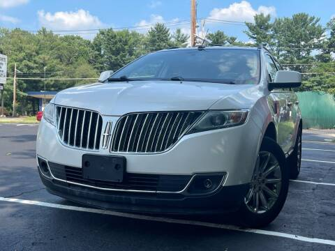 2011 Lincoln MKX for sale at MAGIC AUTO SALES in Little Ferry NJ