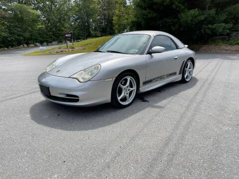 2002 Porsche 911 for sale at Nala Equipment Corp in Upton MA
