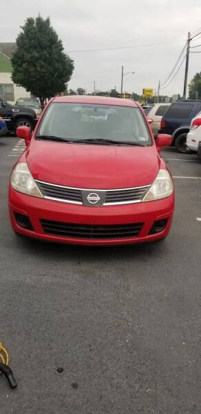 2008 Nissan Versa for sale at Roy's Auto Sales in Harrisburg PA