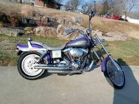 2002 Harley-Davidson FXDWG for sale at HIGHWAY 12 MOTORSPORTS in Nashville TN