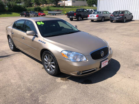 2006 Buick Lucerne for sale at ROTMAN MOTOR CO in Maquoketa IA